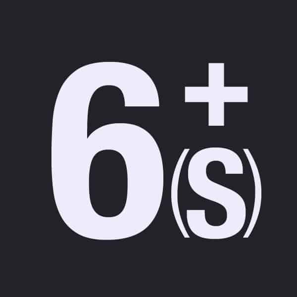 6+ / 6s+