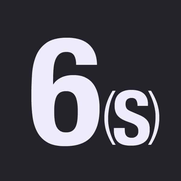 6 / 6s