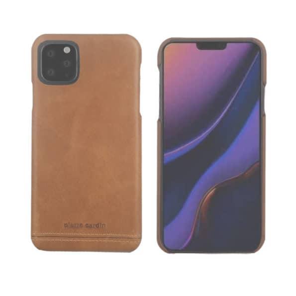 pierre-cardin-apple-iphone-11-pro-bruin-2